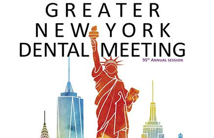Greater New York Dental Meeting 2019
